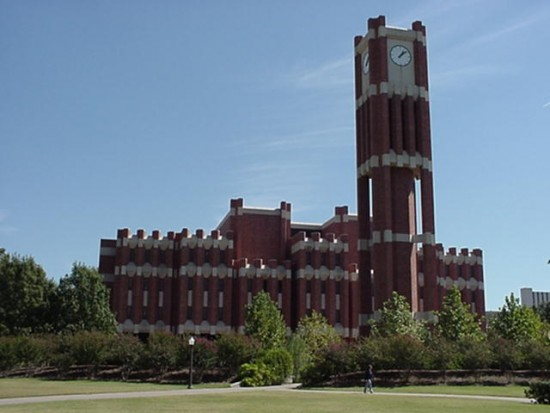 Bizzell Memorial Library