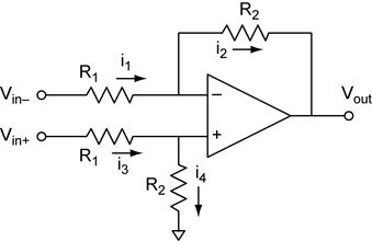 L A  Bumm (Phys2303) Notes on Operational Amplifiers (Op