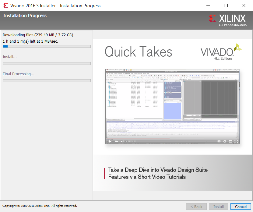 xilinx software free  student version