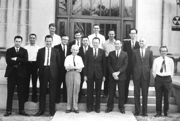 Physics Faculty 1965