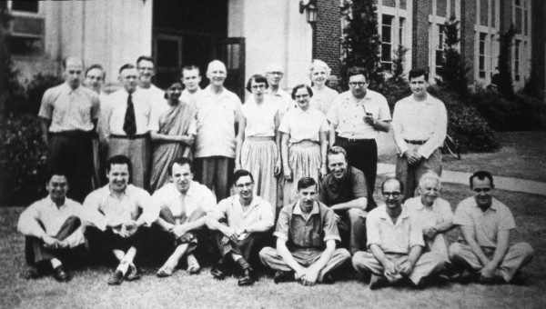 Physics Staff 1956